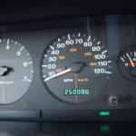 250,000 Mile Jeep