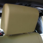 Jeep JK seat without the Misch headrest pad