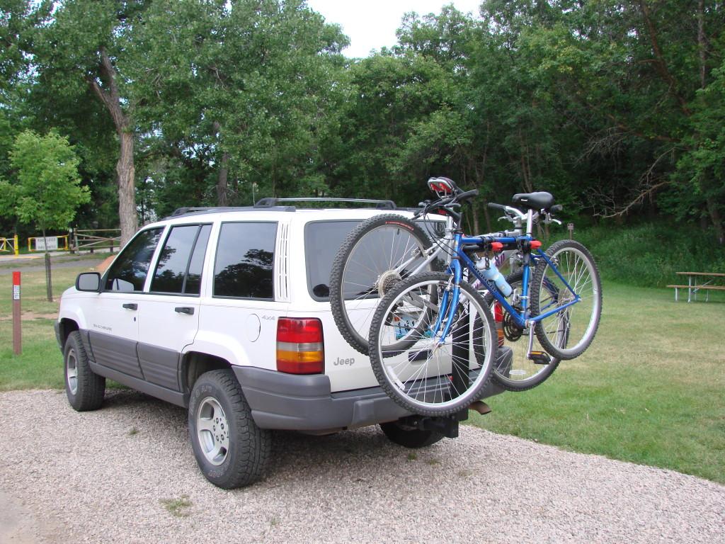 Yakima Double Down 2 bike rack