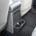 Jeep JK rear cup holder