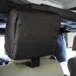 installing the Misch 4x4 JK Headrest Pad