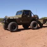 M416 Trailer Conversion